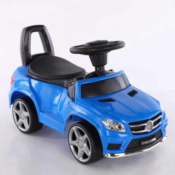 masinuta electrica pentru copii albastru 1