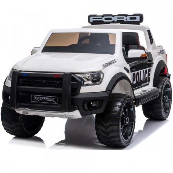 masinuta electrica pentru copii ford raptor politie 1