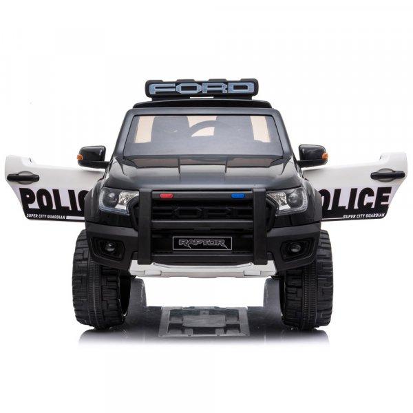 masinuta electrica pentru copii ford raptor politie 10