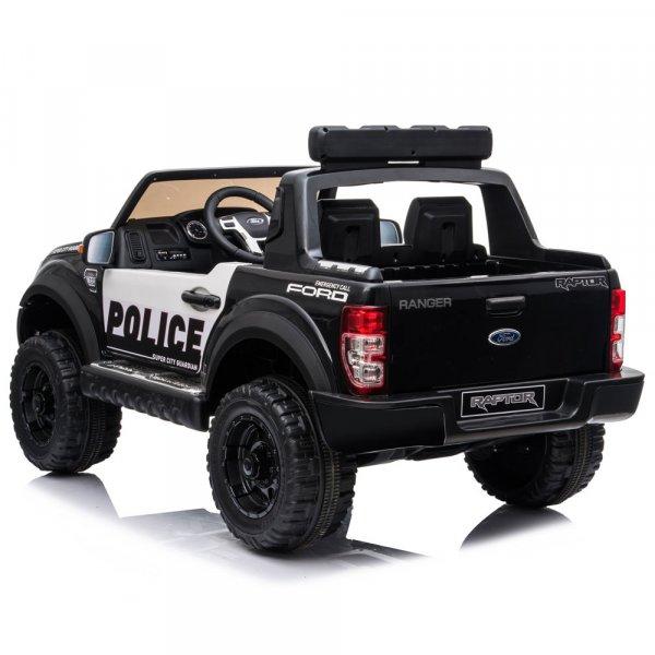 masinuta electrica pentru copii ford raptor politie 2