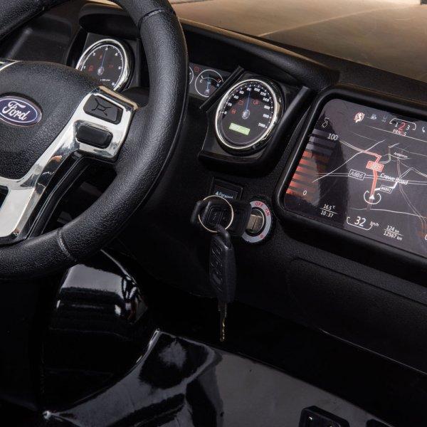 masinuta electrica pentru copii ford raptor politie 3