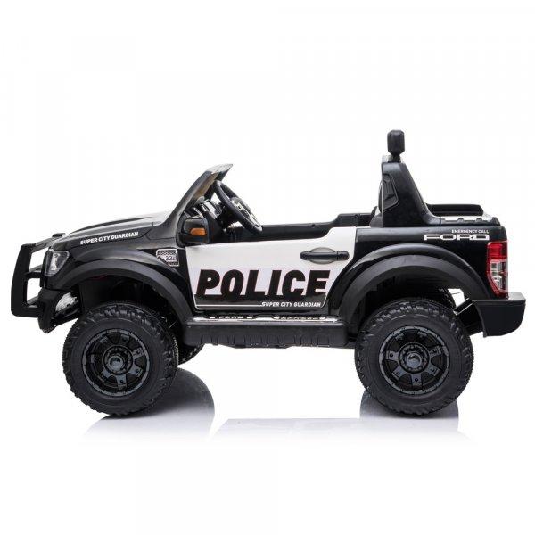 masinuta electrica pentru copii ford raptor politie 4