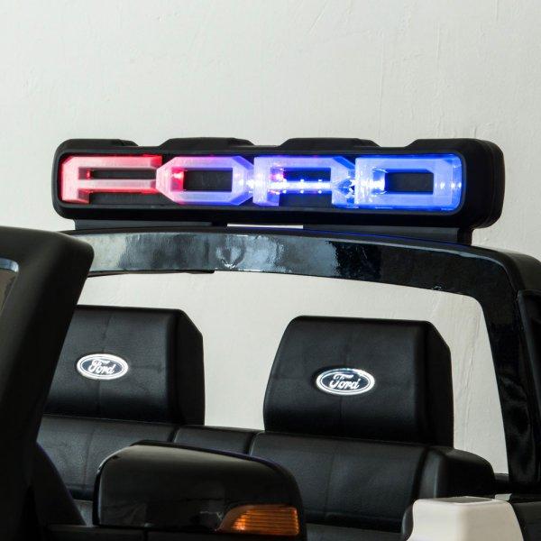 masinuta electrica pentru copii ford raptor politie 5