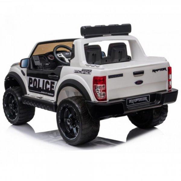 masinuta electrica pentru copii ford raptor politie