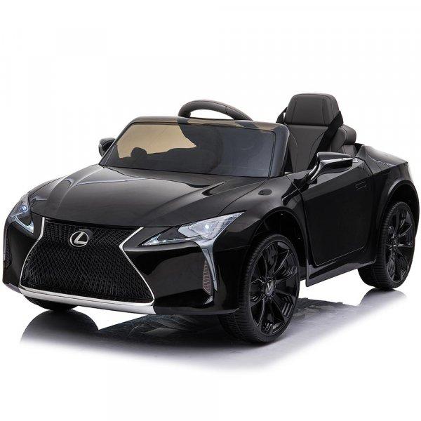 masinuta electrica pentru copii lexus lc500 negru 1