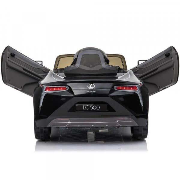 masinuta electrica pentru copii lexus lc500 negru 6