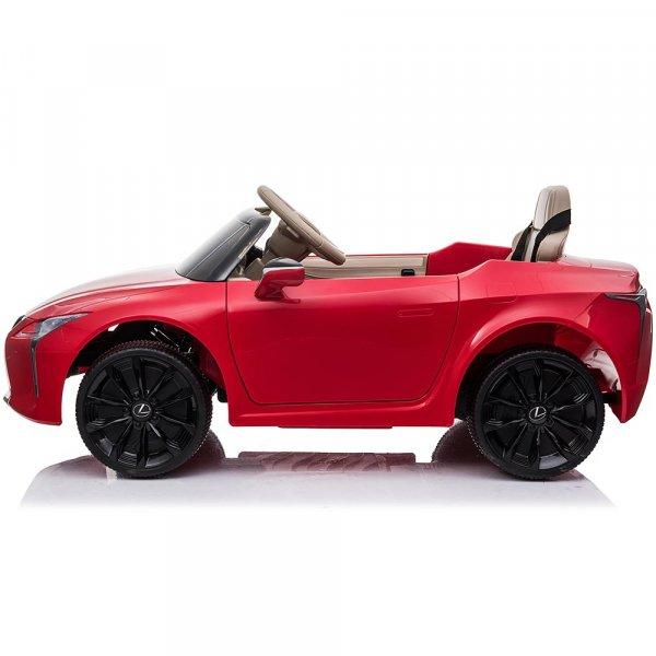 masinuta electrica pentru copii lexus lc500 rosu 7