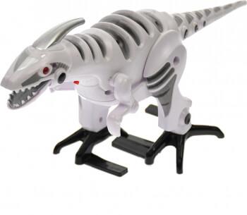 robot de jucarie dinozaur cu sunete si lumini 4