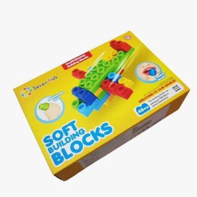 set 45 cuburi de construit
