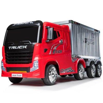 camion electric pentru copii