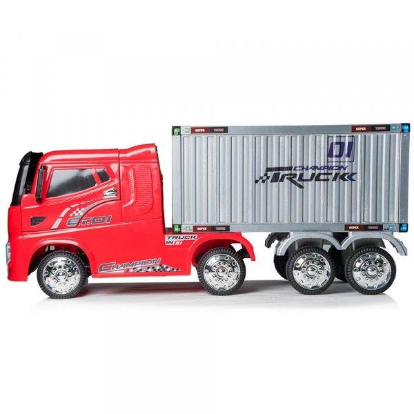 tir electric cu container pentru copii 4